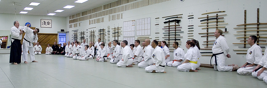 Aikido Canada - About