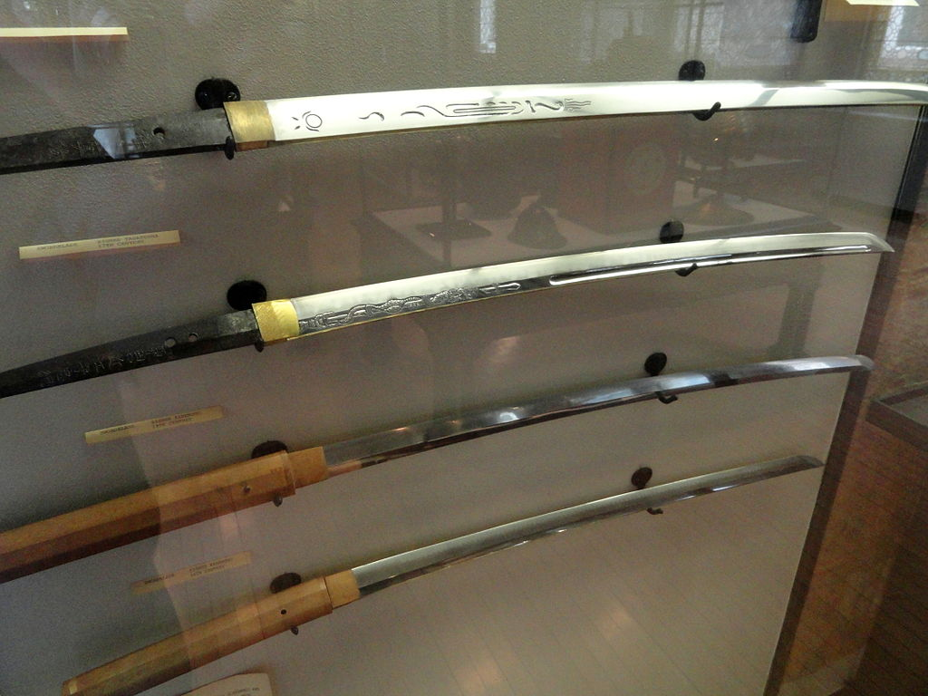 Japanese swords